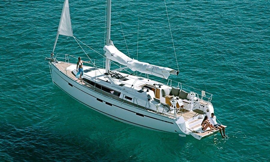 Charter 46' Bavaria Cruiser In Greece