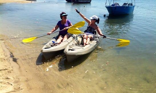Reserve Single Kayak Rental In Maroochydore, Australia