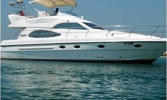 "50ft ""Amwaj Al Bahar"" Motor Yacht Rental in Dubai, UAE"