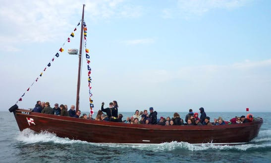 Passenger Boat Rental In North Berwick