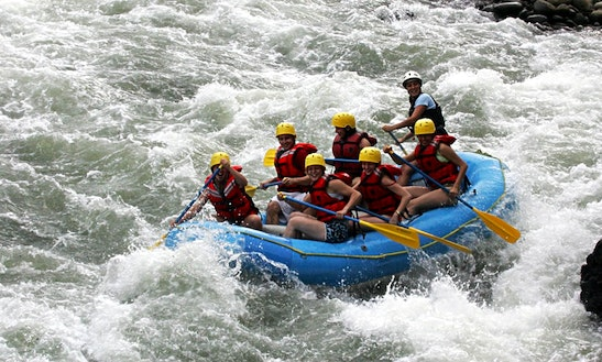 Pacuare River Rafing Adventures In Costa Rica