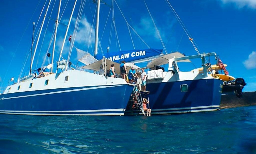 Boat Rentals St John Us Virgin Islands