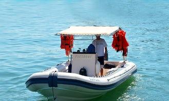 Speed Boat Tour In Brazil