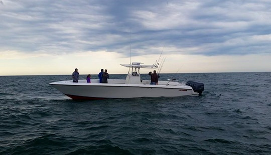 35' Center Console Fishing Boat In Mount Pleasant, South Carolina United States