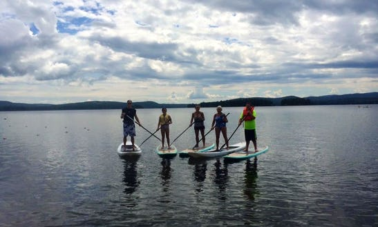 Sup Rental And Lessons In Wolfeboro