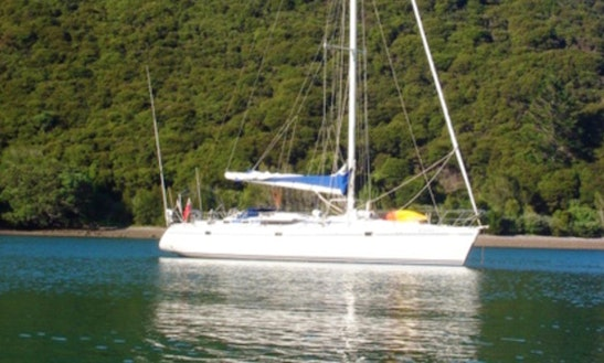 Captained Sailing Charter On The