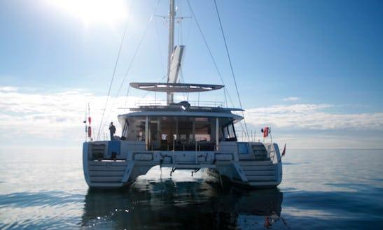 Lagoon 560 Catamaran For Rent In Mumbai