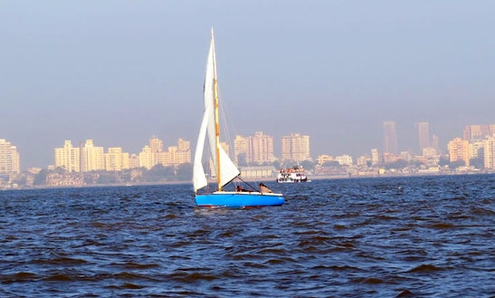 Daysailer Seabird Class For Rent In Mumbai