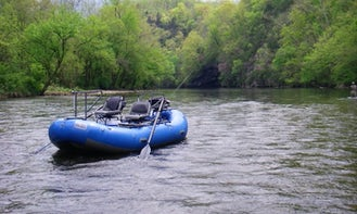Guided Fly Fishing Float Trips In Asheville