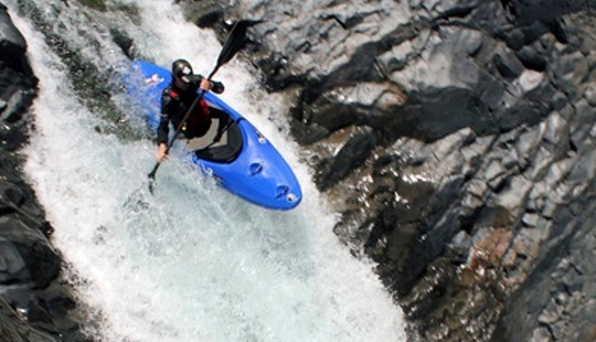 Kayak Lessons And Rafting In Chile
