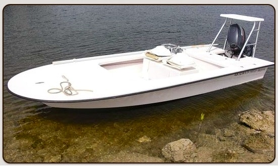 Guided Fly Fishing On 17 Center Console In South Abaco The Bahamas Getmyboat