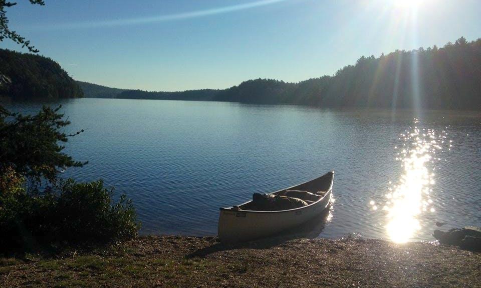 Canoe Rental In Toronto
