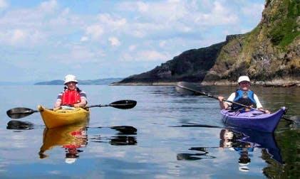 Kayak Day Trips in Natural Bridge