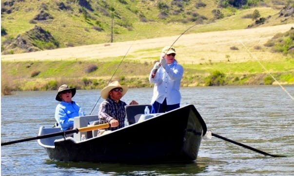 Float Fishing Trips In Emigrant
