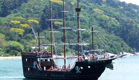 Pirata Adventure Cruise In Brazil