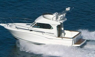 35' Fishing Charter In Estepona