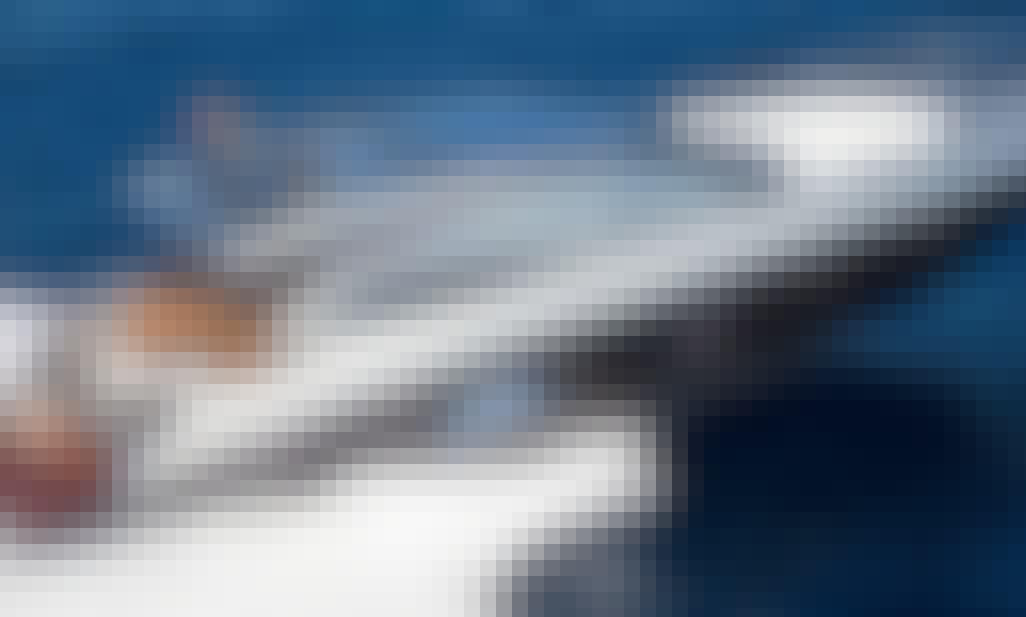 Experiece Cruising aboard Rio 54 Air Motor Yacht in Tropea, Italy