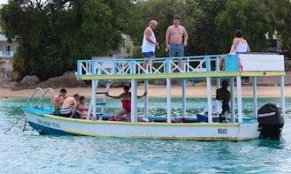 Passenger Boat Charter in Folkestone, Barbados