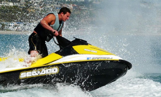 Jet Ski Rental In Dana Point, California