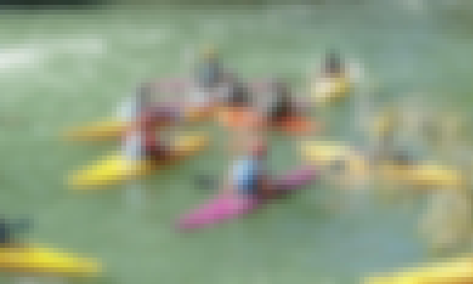 Kayak Rental & Courses in Calasparra, Spain