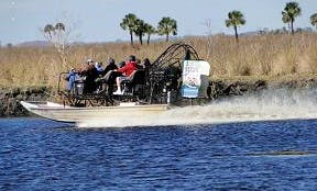 Airboat Charter in Christmas, Florida