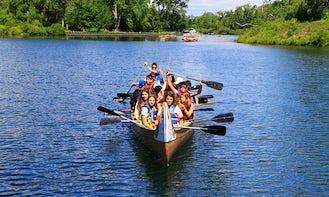 1 hour Canoe Tour of the Toronto Islands