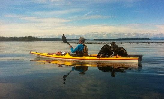 Kayak Rental In Canada