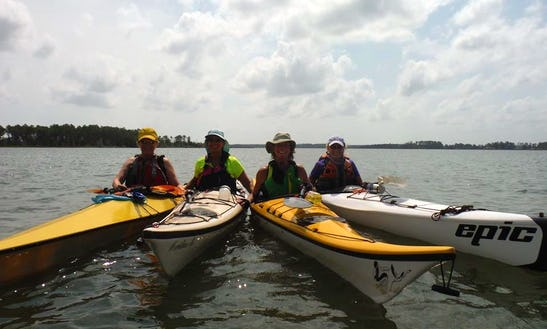 Kayak Rental In Chesapeake