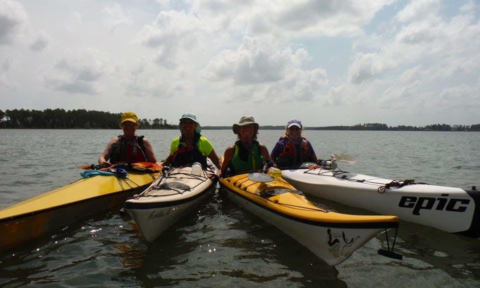 Kayak Rental In Chesapeake
