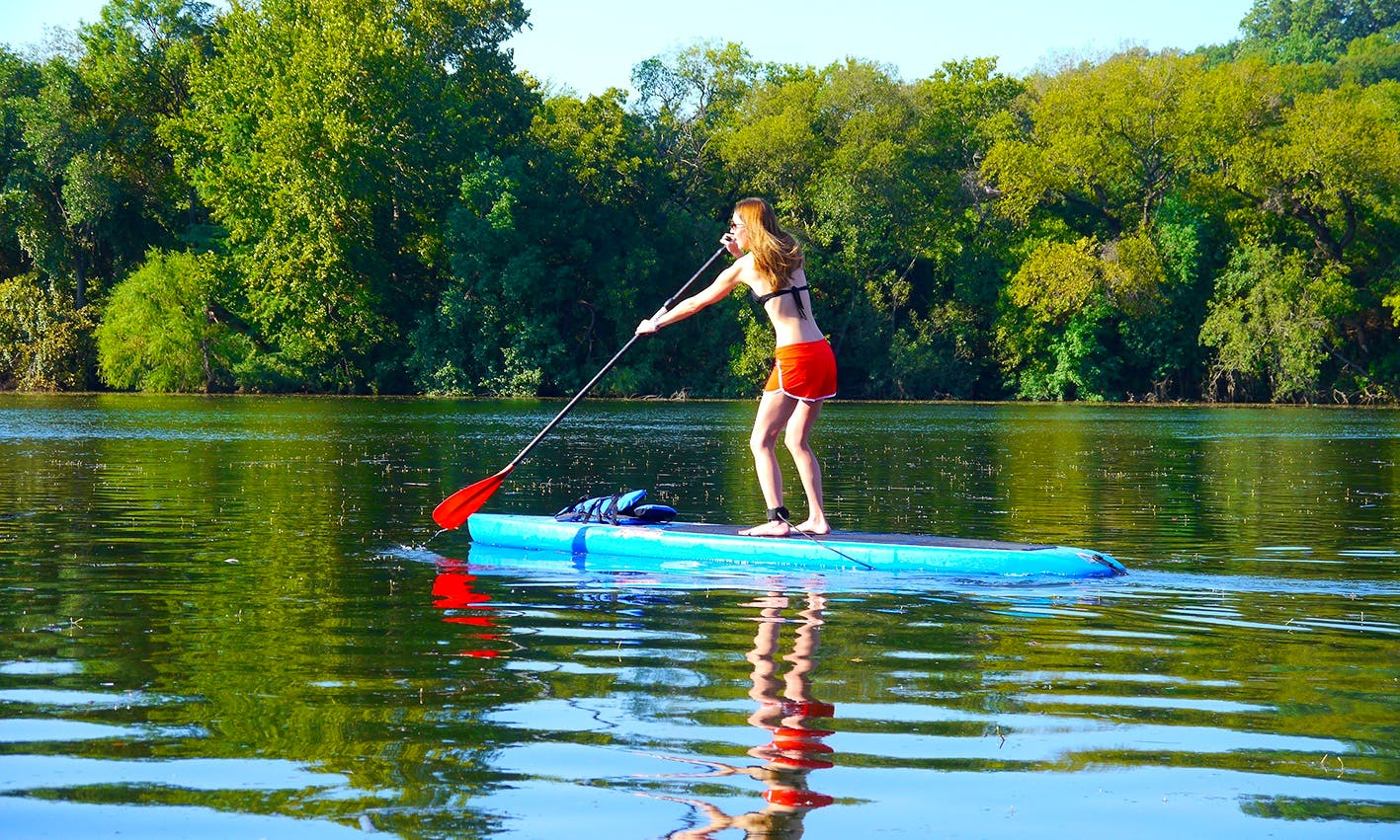 Stand Up Paddleboard Rental in Coldwater Creek
