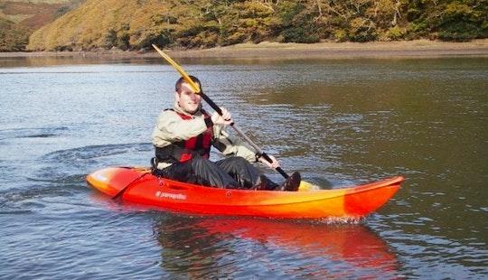 Exciting Kayak Adventure In Enniskillen, Uk