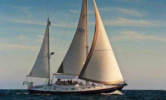 49' Cruising Monohull Bandolero Charter In Fort Lauderdale