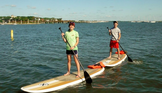 Hourly Stand Up Paddleboard Rental In Fort Lauderdale, Florida