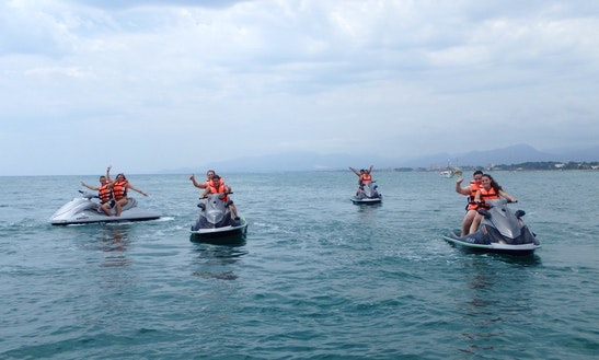 Personal Watercraft Rental In Cambrils, Spain
