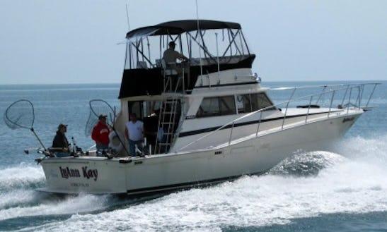 Fishing Charter On 40ft