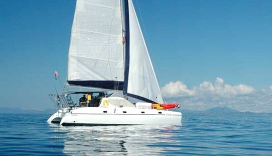36' Live-a-board Yacht In Madagascar