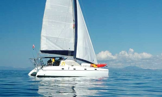 36' Live-a-board Yacht In Madagascar