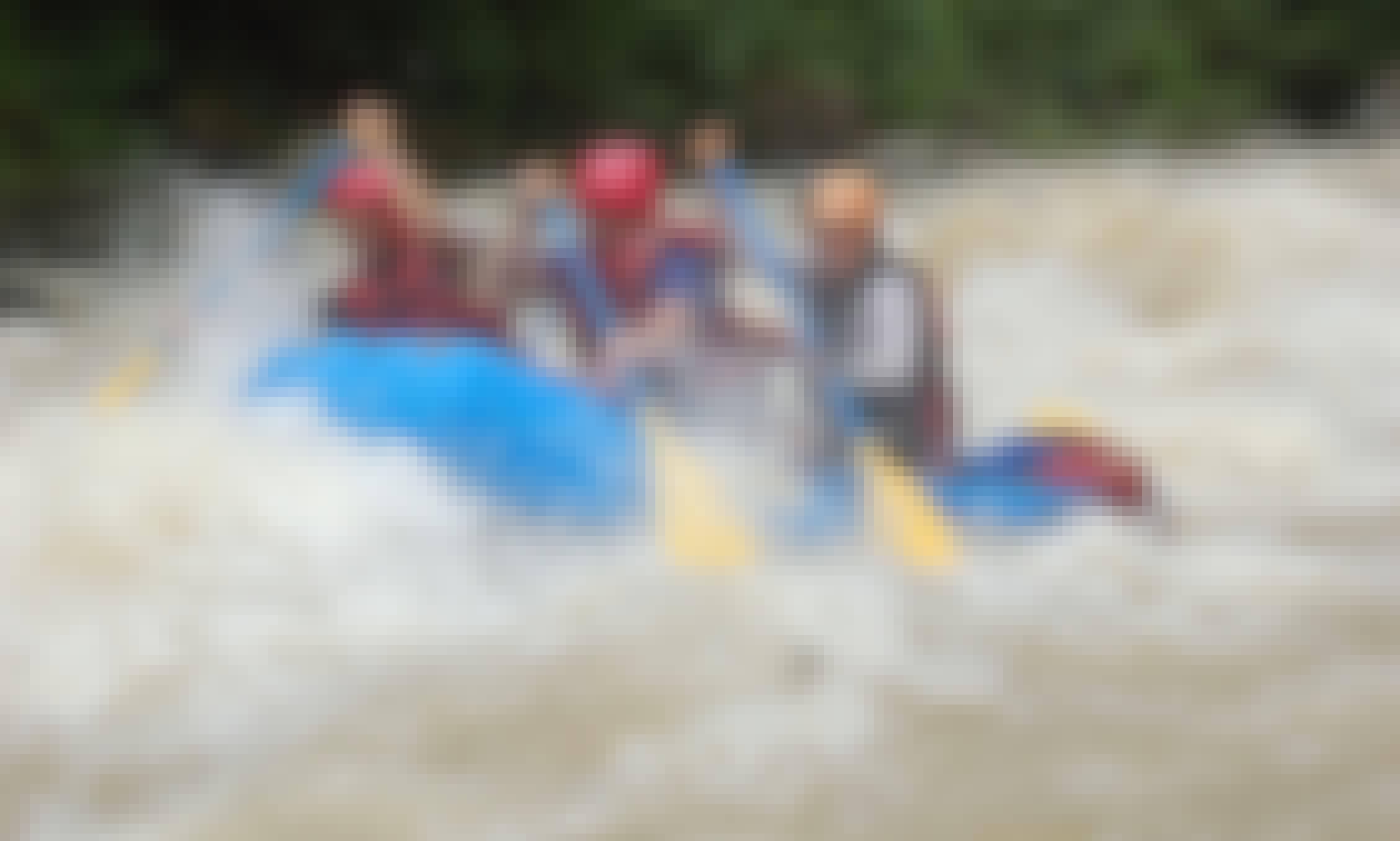 Rafting Adventure Trips In Quepos