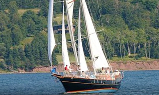 67' Gulet Charter In Victoria Subd. B, Canada