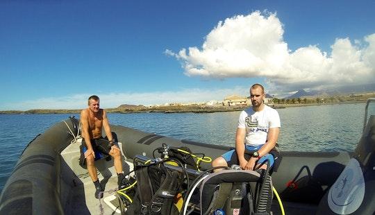 Boat And Shore Dive Trips In Santiago Del Teide, Canarias