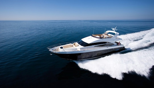 Luxury Motor Yacht Charter In Mumbai