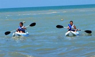 Kayak Guided Tours in Playa Blanca Beach, Panama