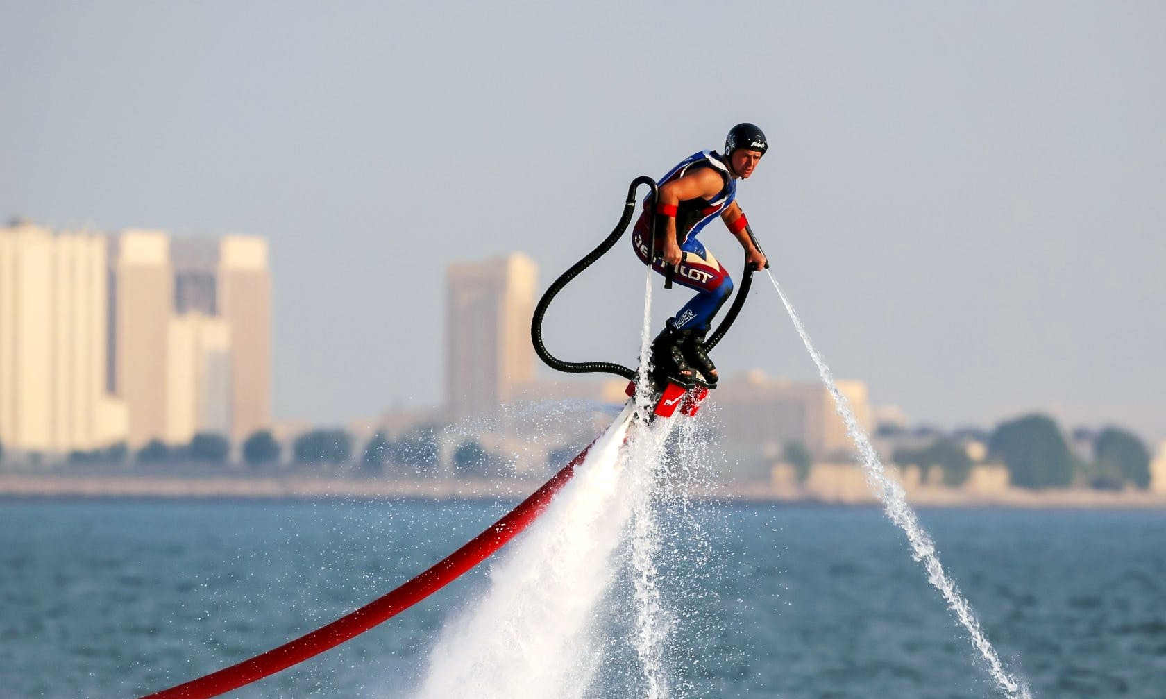 Flyboard Rental in Playa Blanca Beach, Panama