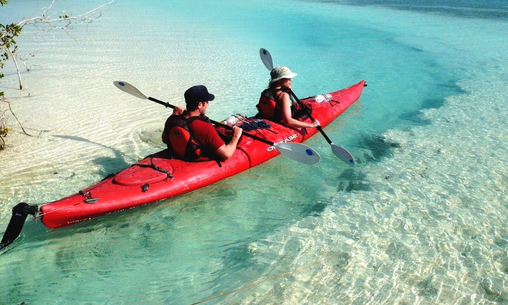 Kayak Rental & Tours in Ladyville, Belize