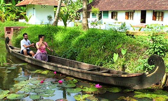 Explore Entire Scenic Beauty Of Alappuzha, India