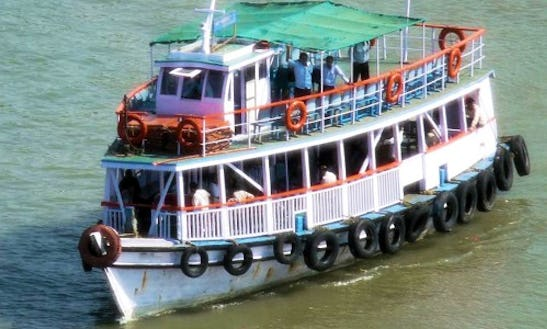 Enjoy A Private Sailing Cruise In Mumbai, India On A Passenger Boat