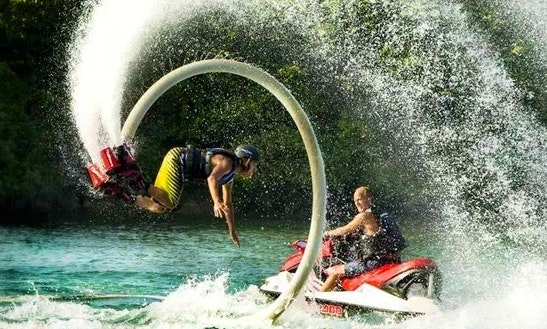 Extreme Flyboard Experience In Niagara Falls, Canada