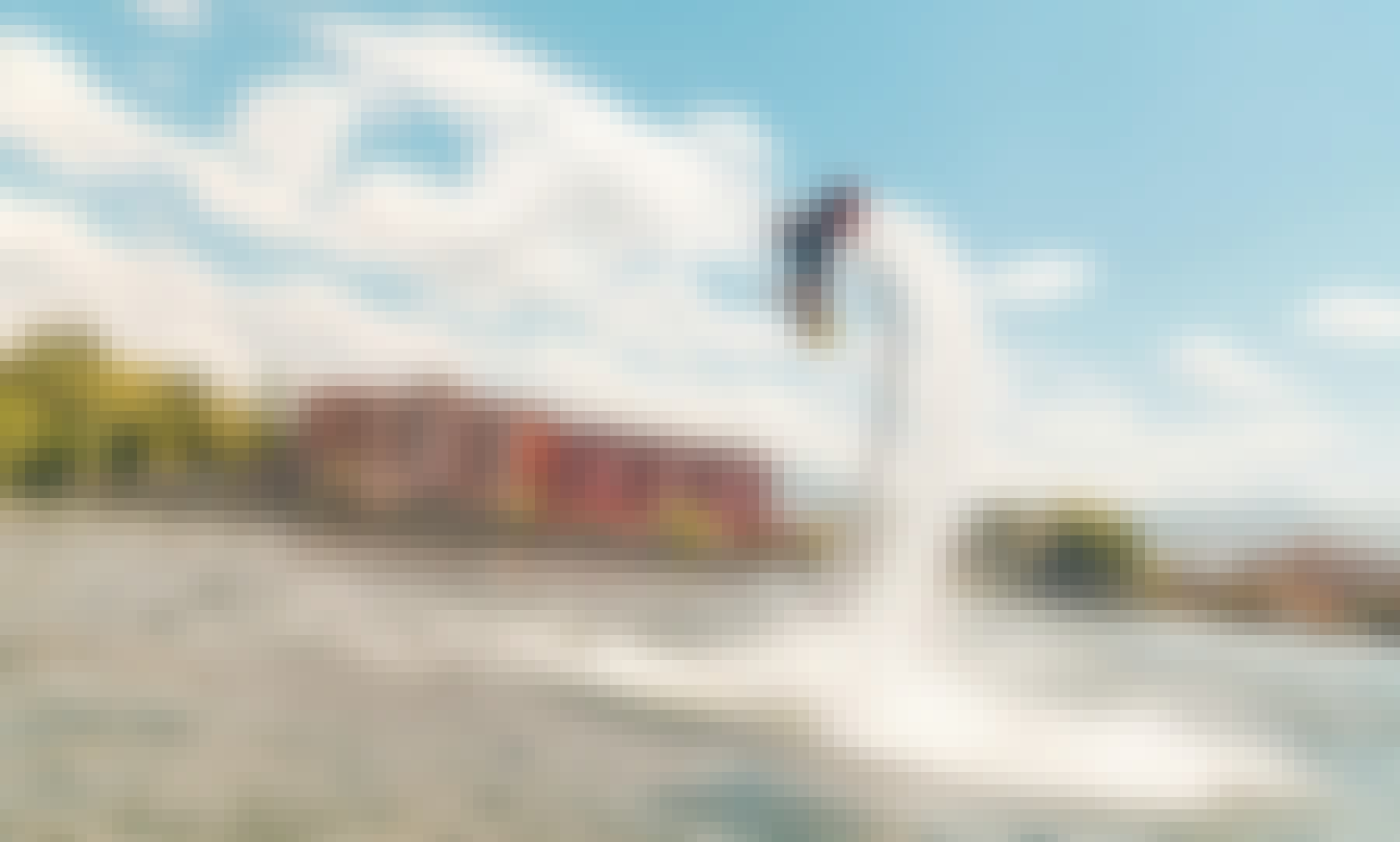 Iron Man Flyboard Experience in Kelowna, Canada