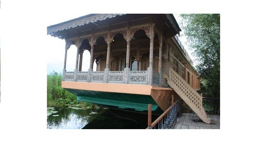 Houseboat For Rent In Srinagar