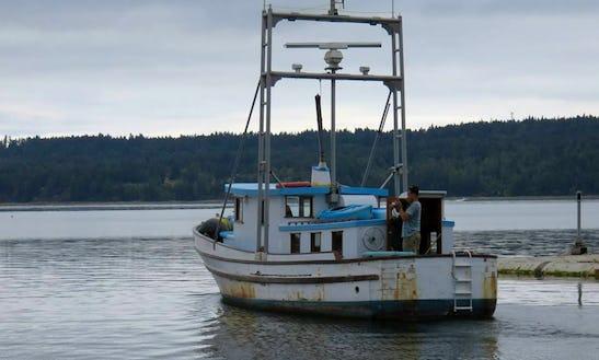 Aluminum Dive Boat In Courtenay